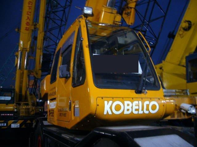 Kobelco Rk250 Rough Terrain Crane
