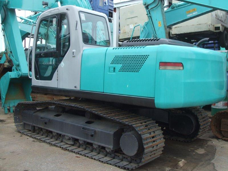 Kobelco SK200 Hydraulic Excavator   psglobal1 com